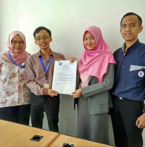 <p>Penandatanganan MOU dan Kerjasama UBSI PSDKU Karawang dengan PT. CS Finance</p>